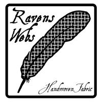 Ravens Webs Handwoven Fabrics